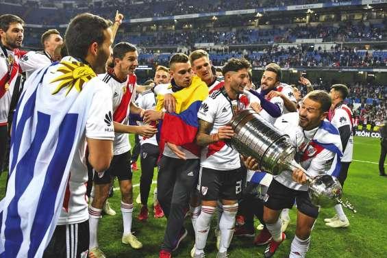 Copa Libertadores : River vient à bout de Boca