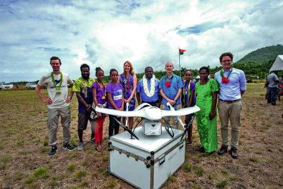 Des dispositifs médicaux bientôt livrés par des drones