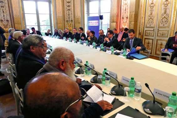 Accord sur les désaccords hier à Paris ?