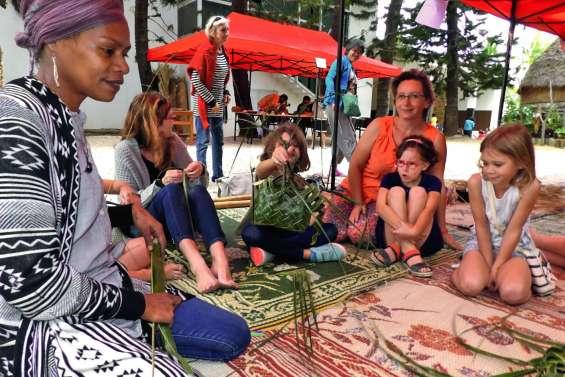 Le musée de la Nouvelle-Calédonie ouvre son marché de Noël