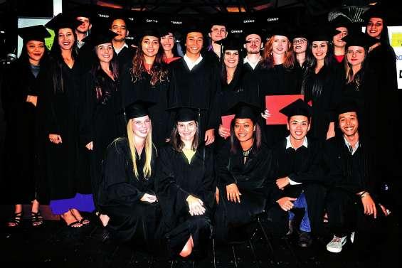L'Ecole de gestion et de commerce célèbre ses diplômés