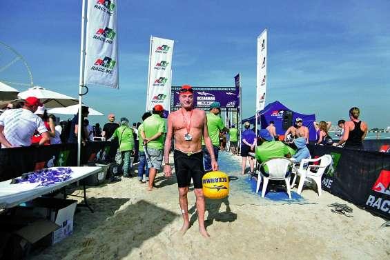 Une année de compétitions autour du monde pour Christian Araud
