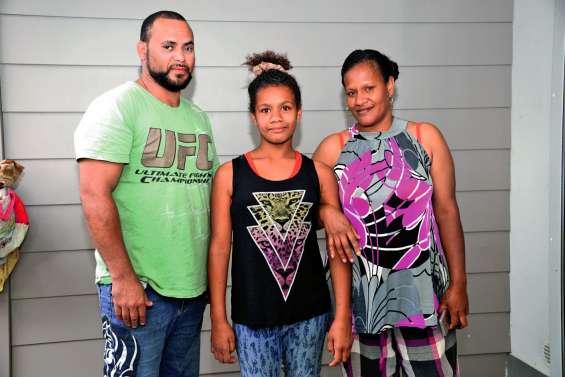Les parents de Françoise, victime d'un AVC à la piscine de Rivière-Salée, portent plainte