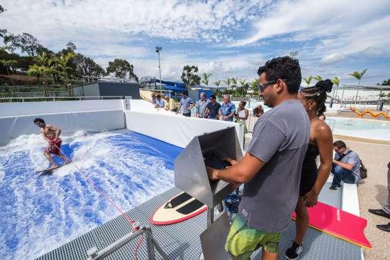 Le Centre aquatique ouvre dans une semaine