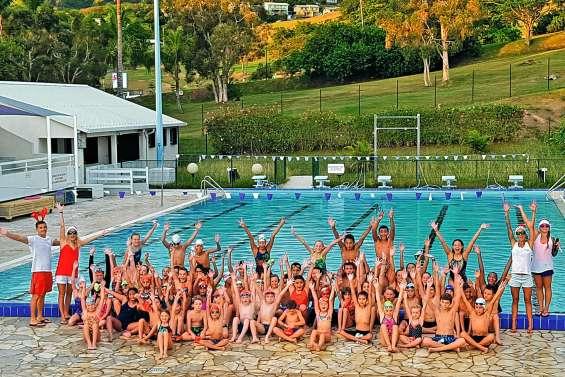 Dumbéa natation célèbre ses champions