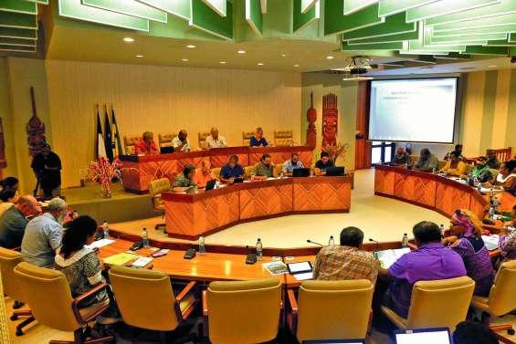 La province Nord adopte son budget 2019 dans un contexte délicat