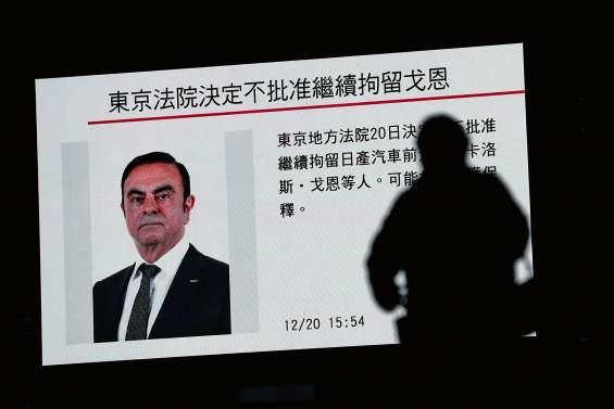 Coup de théâtre : Carlos Ghosn reste en prison