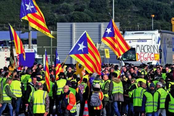 Gilets jaunes, acte VI : la colère s'affiche aux frontières