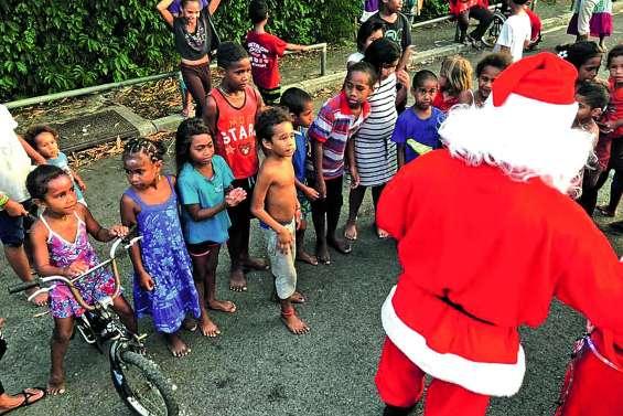 Noël est déjà là dans le Grand Nouméa