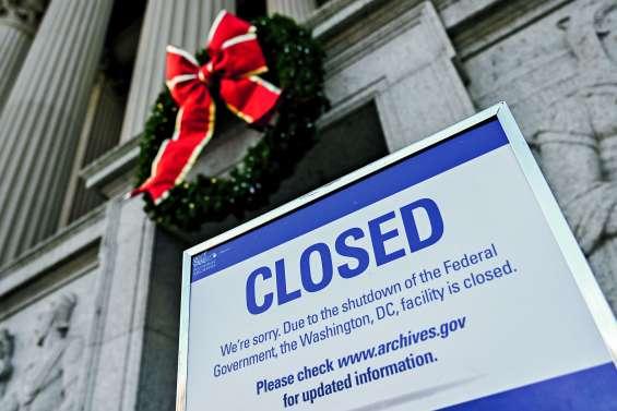 Pas d'accord budgétaire, le shutdown prolongé au-delà de Noël