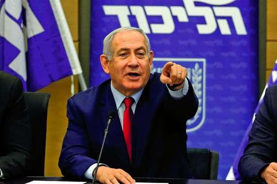 Face à une possible inculpation, Netanyahu mise sur les urnes