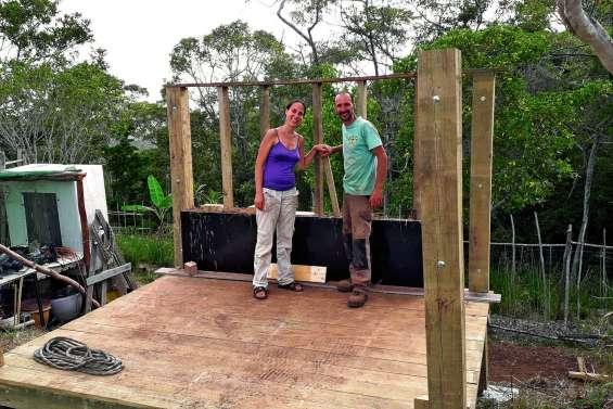 Un poulailler écologique et participatif