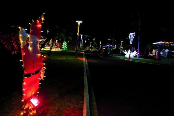 Les animations et le feu d'artifice  reportés au 4 janvier