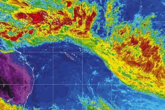 Canicule en Australie, inondations aux Fidji