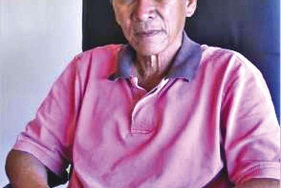 La Légion d'honneur pour Alain Levant, ancien maire de Kaala-Gomen