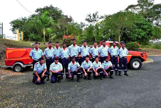 Les pompiers ont eu un début d'année soutenu