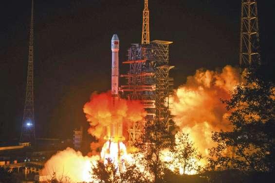 Pékin s'aventure sur la face cachée de la Lune