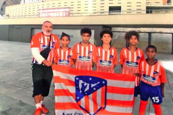 Les jeunes de Boca Junior vivent leur passion en Europe