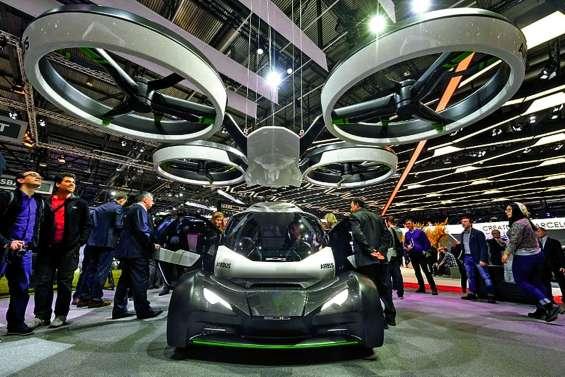 Les voitures volantes, éternel fantasme ou réalité à portée de main ?