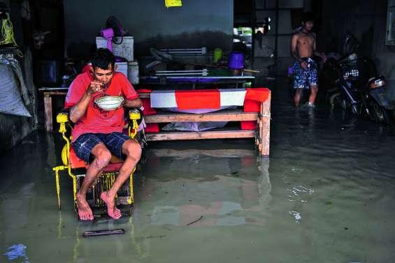 La tempête Pabuk a dévasté les côtes thaïlandaises