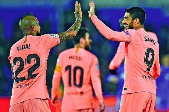 La fête des Rois sourit au FC Barcelone