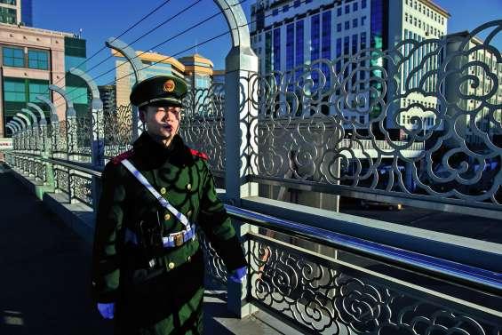 Kim Jong-un en Chine, avant un sommet avec Trump