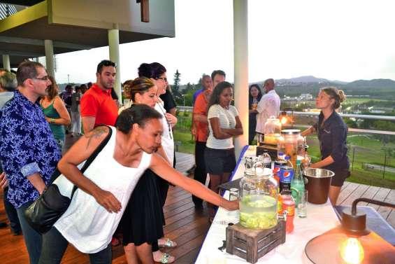 Une soixantaine de personnes au cocktail des associations de la ville