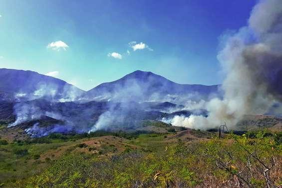 Un pompier grièvement brûlé à Koumac