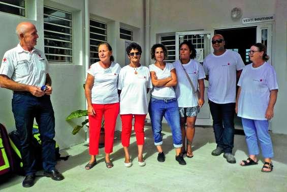 La Croix-Rouge cherche des bénévoles
