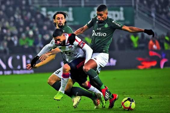 L'Olympique lyonnais arrache un derby disputé