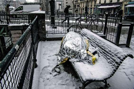 Neige et froid dans vingt-neuf départements