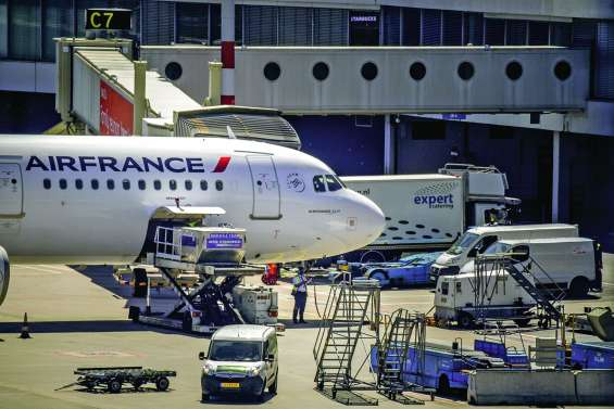 Un projet d'accord salarial trouvé à Air France