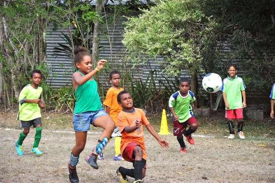 Deux cents sportifs s'affrontent à Pagou