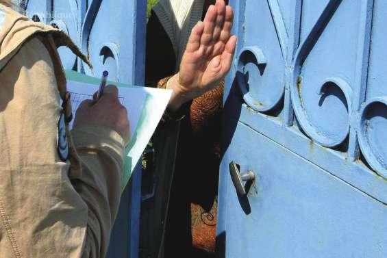 La police nationale met en garde contre les démarchages à domicile abusifs