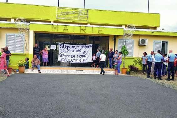La mairie de Poya victime de nouvelles dégradations