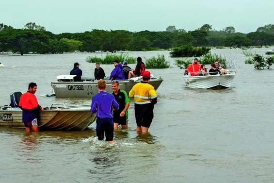 Deux morts dans les inondations