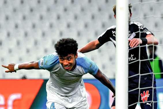 Enfin une éclaircie pour l'Olympique de Marseille