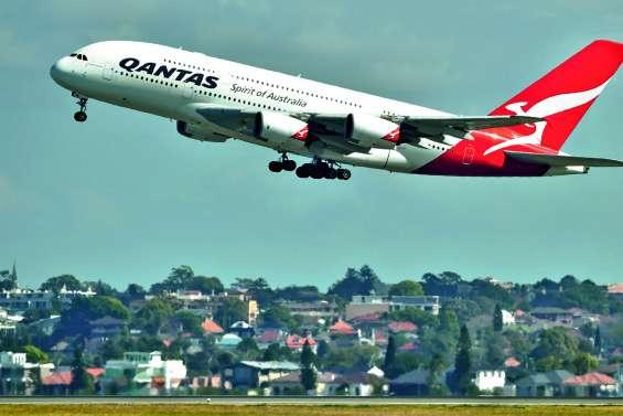 Qantas annule une commande de huit Airbus A380
