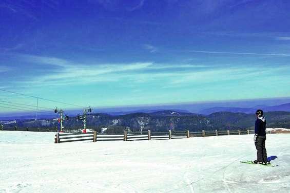Les stations de ski vosgiennesveillent sur un or blanc capricieux