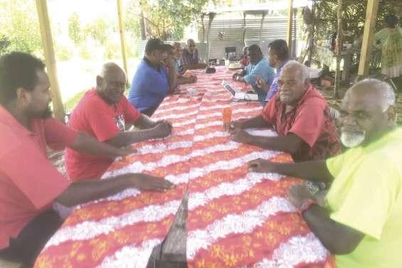 Le LKS s'engagera aux élections provinciales des îles Loyauté