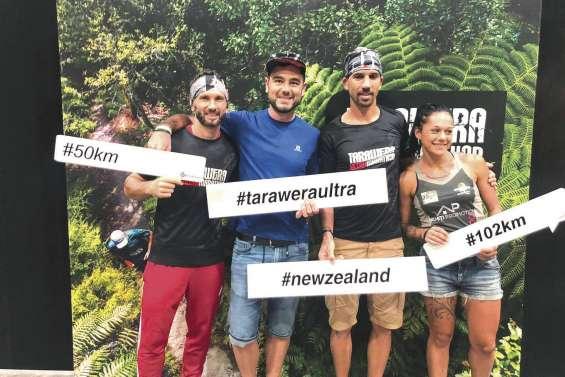 Plaire cartonne à la Tarawera