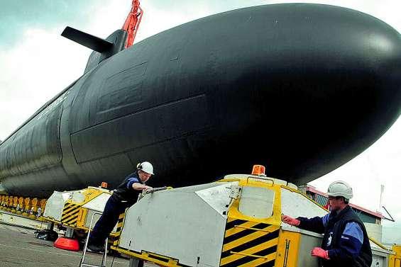 Un contrat colossal avec la France pour douze sous-marins