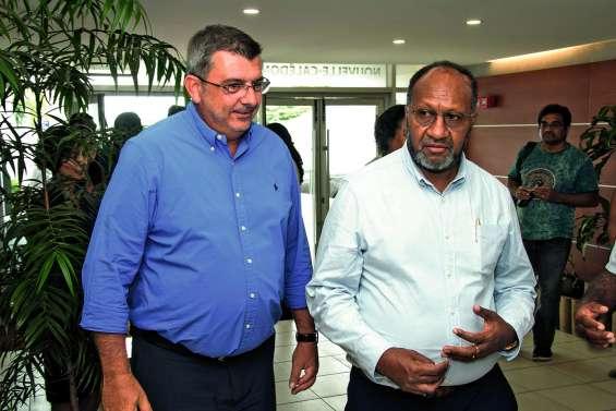 Vers un accord de commerce avec le Vanuatu