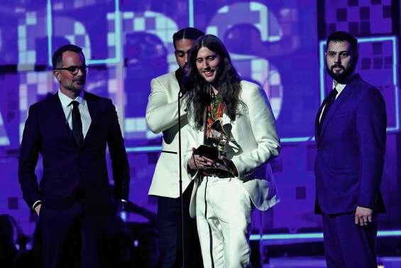 Childish Gambino et Kacey Musgraves aux Grammy