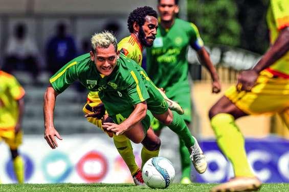 Les Tahitiens de Tefana voudront se reprendre face à Hienghène