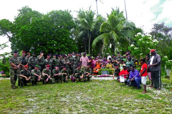 La semaine « extraordinaire » du RIMaP-NC à Banutr