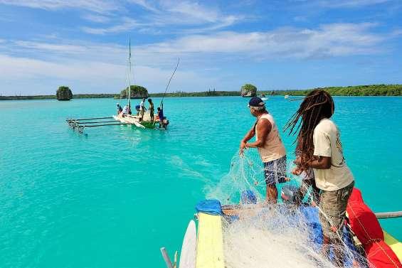 La pêche kanak s'expose à Fidji