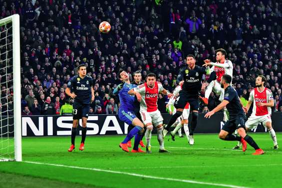 Le Real Madrid s'en sort bien