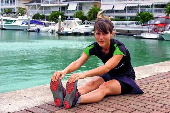 Axelle Nardoux veut allonger la distance