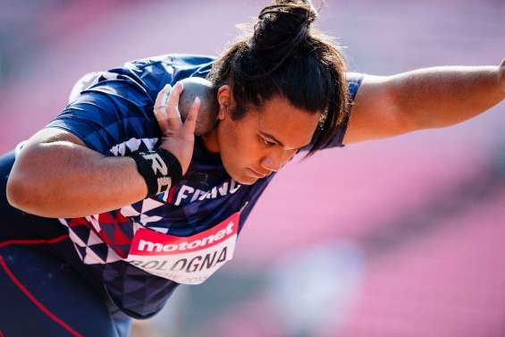 Ashley Bologna candidate au titre de championne de France seniors